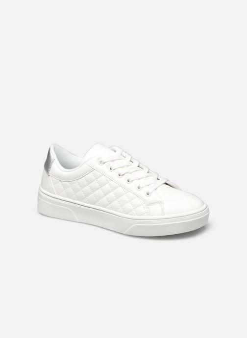Baskets I Love Shoes THELMA Blanc vue détail/paire