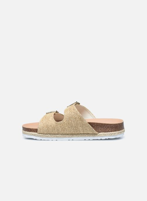 Wedges I Love Shoes THRISTANE Beige voorkant