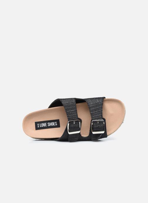 Wedges I Love Shoes THRISTANE Zwart links
