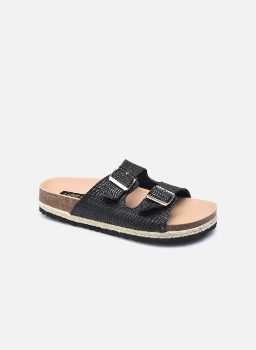Wedges I Love Shoes THRISTANE Zwart detail