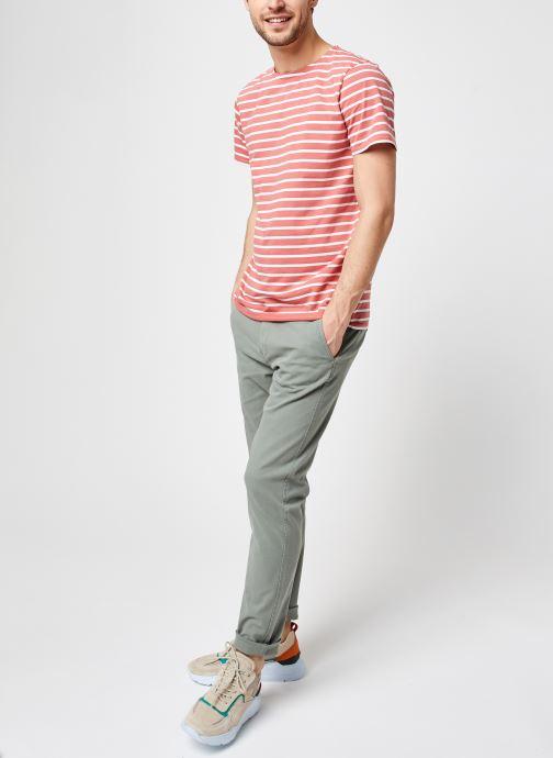 Vêtements Levi's Xx Chino Std Ii Vert vue bas / vue portée sac
