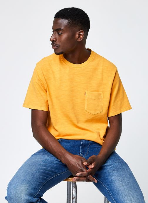 Tøj Accessories Relaxed Fit Pocket Tee