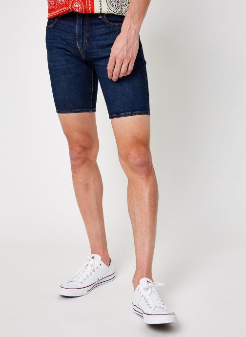 Vêtements Levi's 412™ Slim Short Bleu vue détail/paire