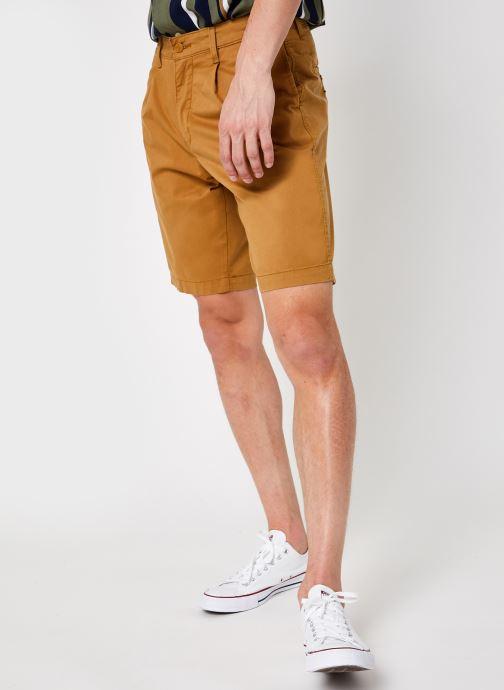 Vêtements Levi's Xx Stay Loose Plt Short Marron vue détail/paire