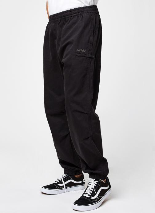 Vêtements Levi's Marine Jogger Noir vue détail/paire