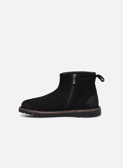 Boots en enkellaarsjes Birkenstock Melrose W Zwart voorkant