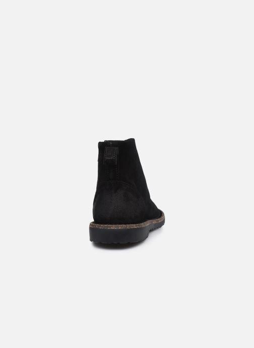 Boots en enkellaarsjes Birkenstock Melrose W Zwart rechts
