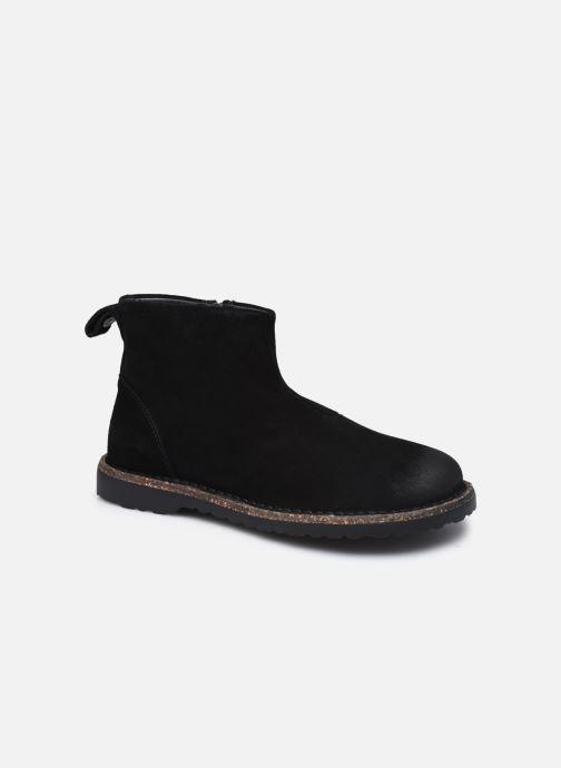 Boots en enkellaarsjes Birkenstock Melrose W Zwart detail