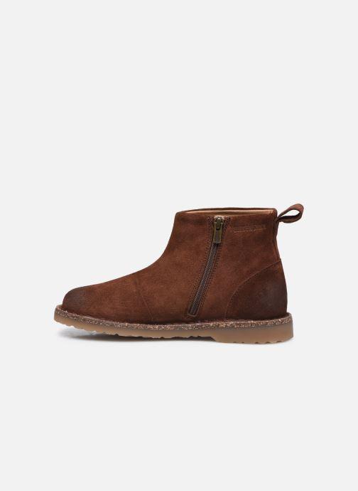 Stiefeletten & Boots Birkenstock Melrose W braun ansicht von vorne