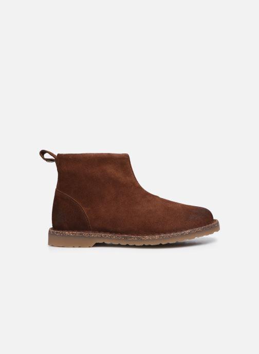 Stiefeletten & Boots Birkenstock Melrose W braun ansicht von hinten