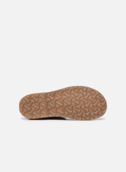 Stiefeletten & Boots Birkenstock Melrose W braun ansicht von oben