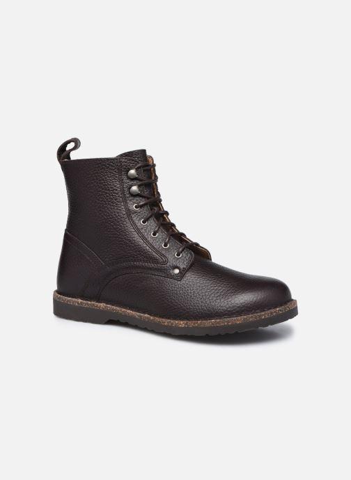 Ankelstøvler Birkenstock Bryson Brun detaljeret billede af skoene
