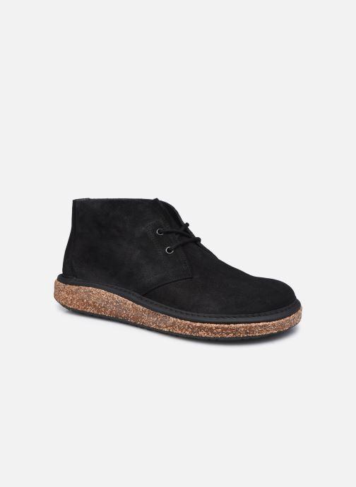 Ankelstøvler Birkenstock Milton Sort detaljeret billede af skoene