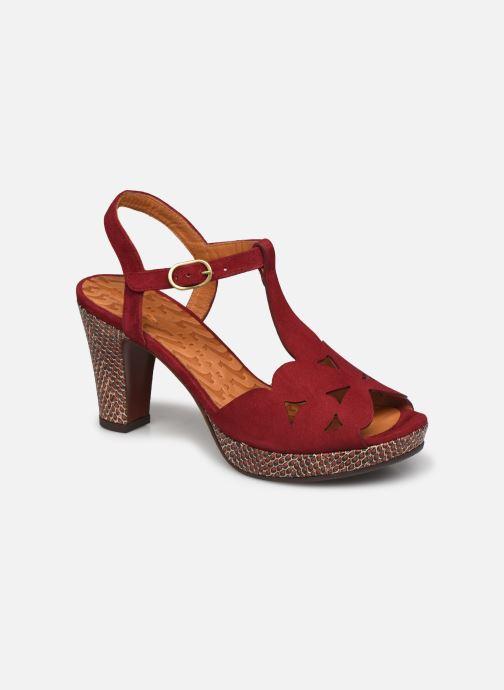 Sandalen Chie Mihara EGEO rot detaillierte ansicht/modell