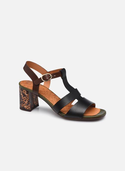 Sandalen Chie Mihara LURATA schwarz detaillierte ansicht/modell