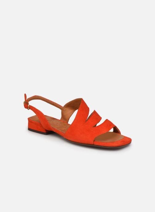 Sandalen Chie Mihara TEDAN rot detaillierte ansicht/modell