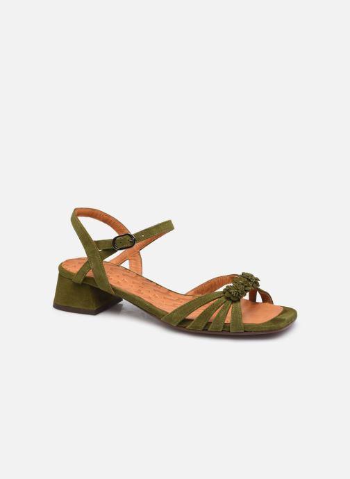 Sandalen Chie Mihara UDAN grün detaillierte ansicht/modell