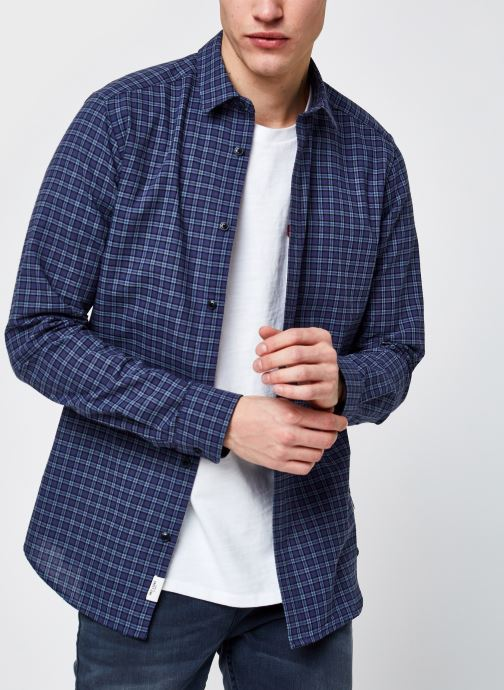 Kleding Accessoires Onstony  Y/D Checked Shirt