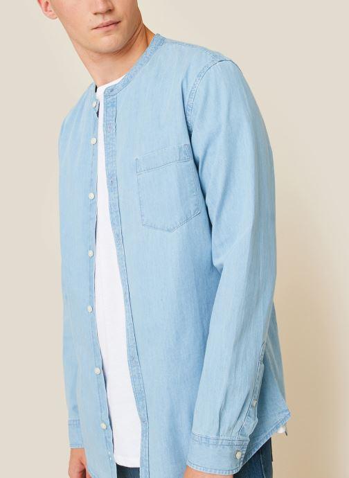 Vêtements Accessoires Chemise chambray en coton BIO