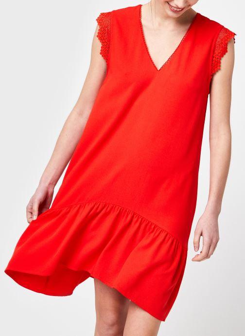 Vêtements Suncoo Chaya 2 Rouge vue détail/paire