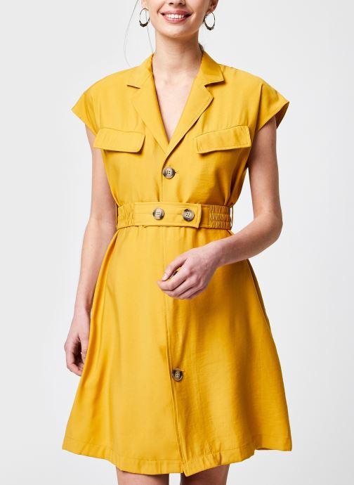 Vêtements Suncoo Claire 2 Jaune vue détail/paire