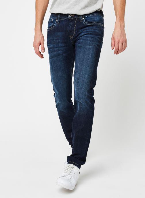Kleding Pepe jeans Hatch M Blauw detail