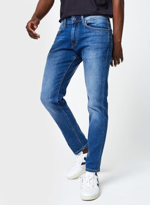 Ropa Pepe jeans Stanley M Azul vista de detalle / par