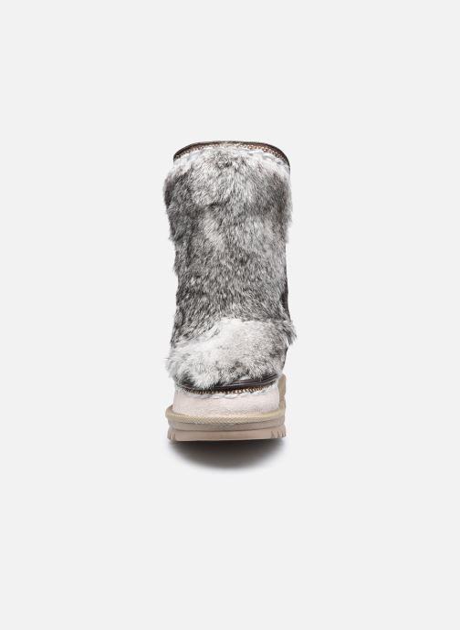Laarzen Les Tropéziennes par M Belarbi Joana Beige model