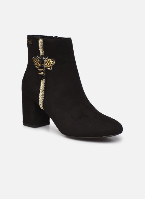 Stiefeletten & Boots Les Tropéziennes par M Belarbi Civana schwarz detaillierte ansicht/modell