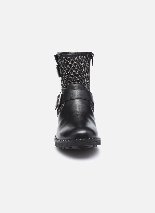 Bottines et boots Les Tropéziennes par M Belarbi Lamiss Noir vue portées chaussures