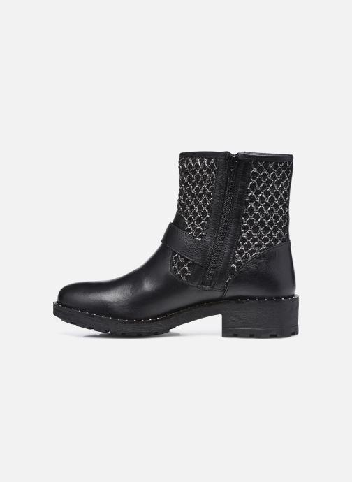 Bottines et boots Les Tropéziennes par M Belarbi Lamiss Noir vue face