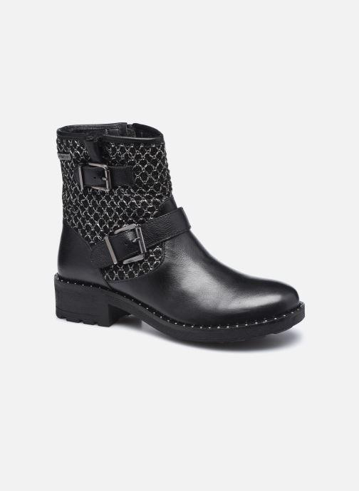 Bottines et boots Les Tropéziennes par M Belarbi Lamiss Noir vue détail/paire