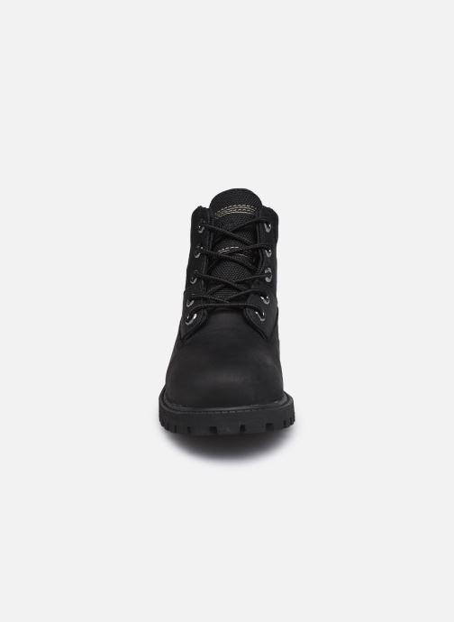 Bottines et boots Timberland 6 In Treadlight WP Boot Noir vue portées chaussures