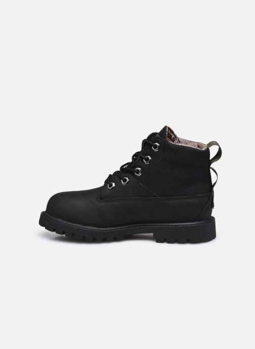 Bottines et boots Timberland 6 In Treadlight WP Boot Noir vue face