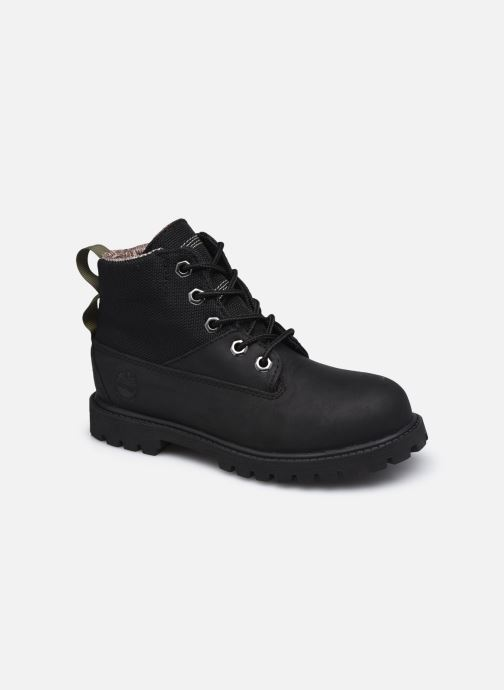 Bottines et boots Timberland 6 In Treadlight WP Boot Noir vue détail/paire