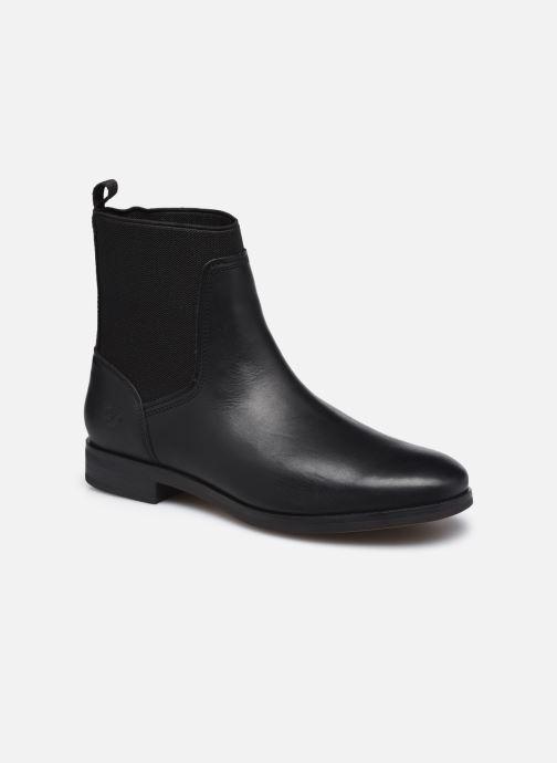 Boots en enkellaarsjes Timberland Somers Falls Chelsea Zwart detail