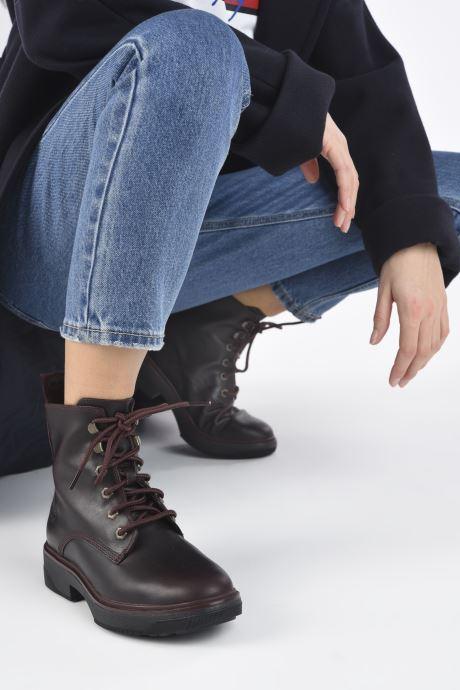 Boots en enkellaarsjes Timberland Nolita Sky Lace Up Bruin onder