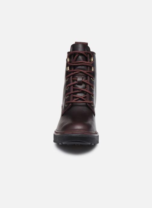Boots en enkellaarsjes Timberland Nolita Sky Lace Up Bruin model