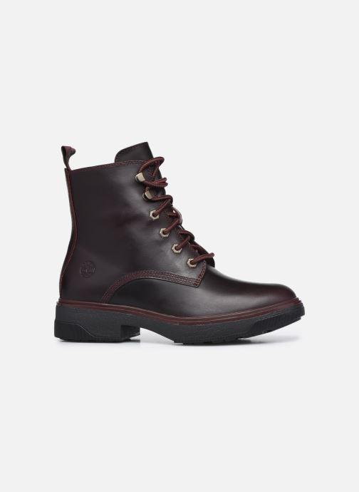 Boots en enkellaarsjes Timberland Nolita Sky Lace Up Bruin achterkant