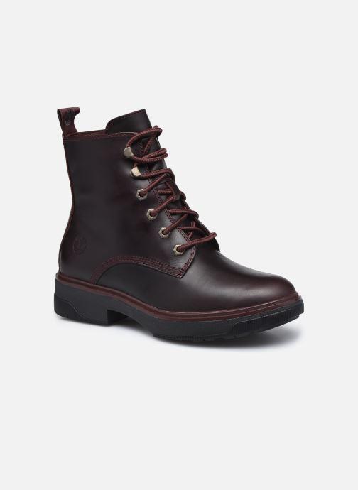 Boots en enkellaarsjes Timberland Nolita Sky Lace Up Bruin detail