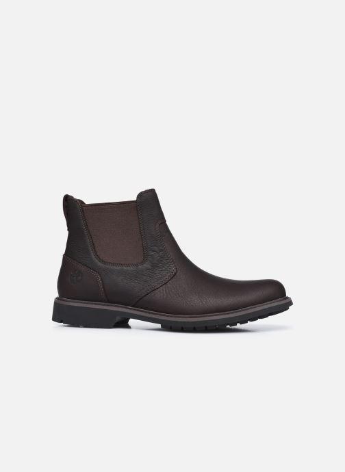 Boots en enkellaarsjes Timberland Stormbucks Chelsea Bruin achterkant