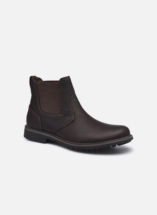 Boots en enkellaarsjes Timberland Stormbucks Chelsea Bruin detail