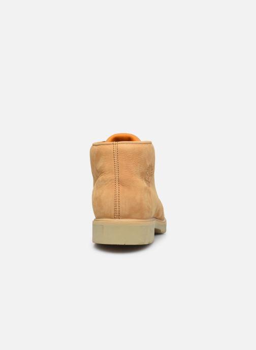 Boots en enkellaarsjes Timberland TBL 1973 Newman Chukka WP Bruin rechts