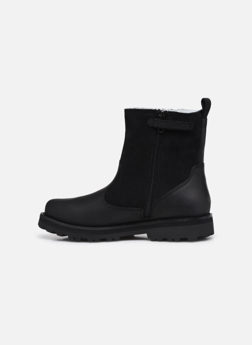 Botines  Timberland Courma Kid Warm Lined Boot Negro vista de frente