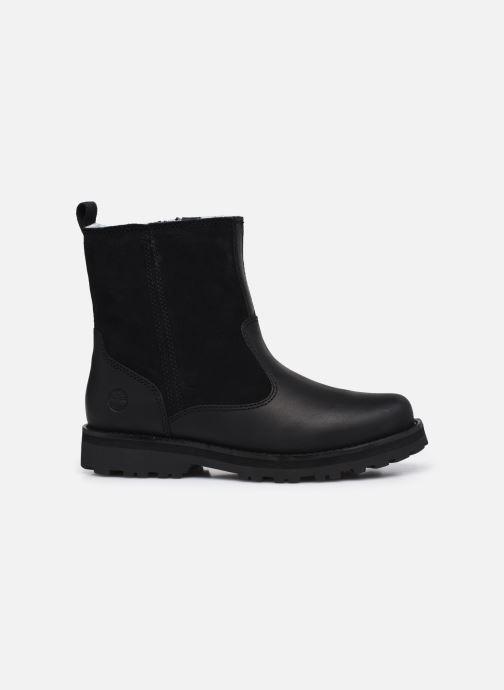 Boots en enkellaarsjes Timberland Courma Kid Warm Lined Boot Zwart achterkant
