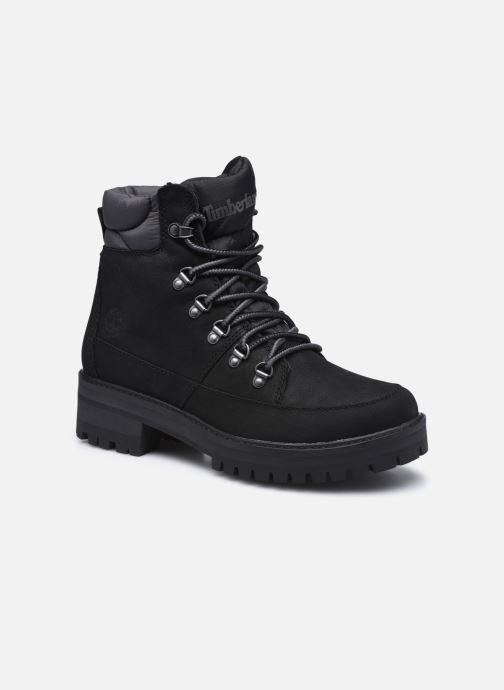 Boots en enkellaarsjes Timberland Courmayeur Valley F/L Hiker WP Zwart detail