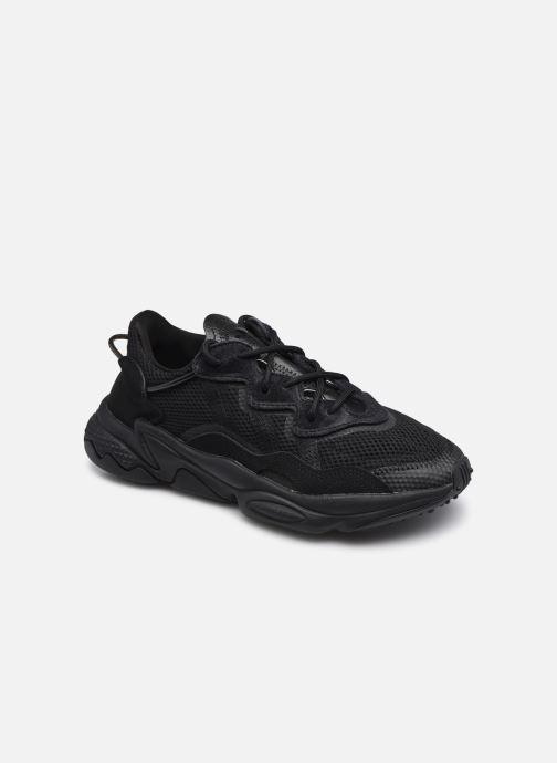Sneaker adidas originals Ozweego J schwarz detaillierte ansicht/modell
