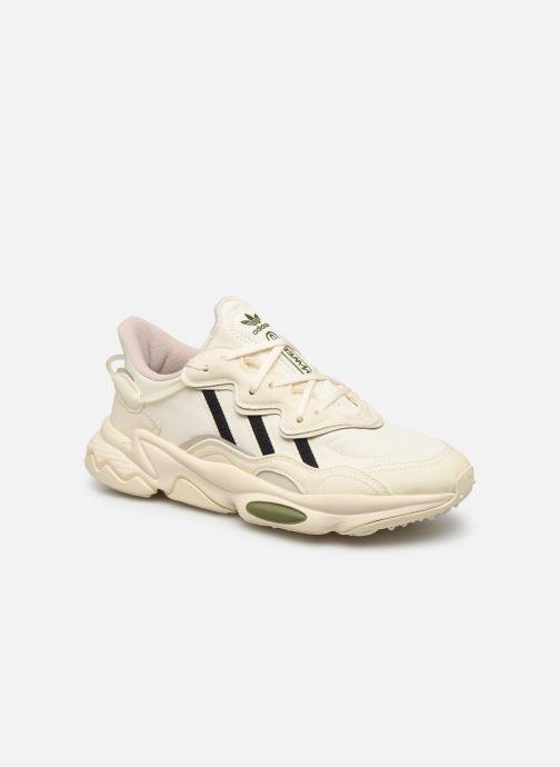 Sneaker adidas originals Ozweego J beige detaillierte ansicht/modell