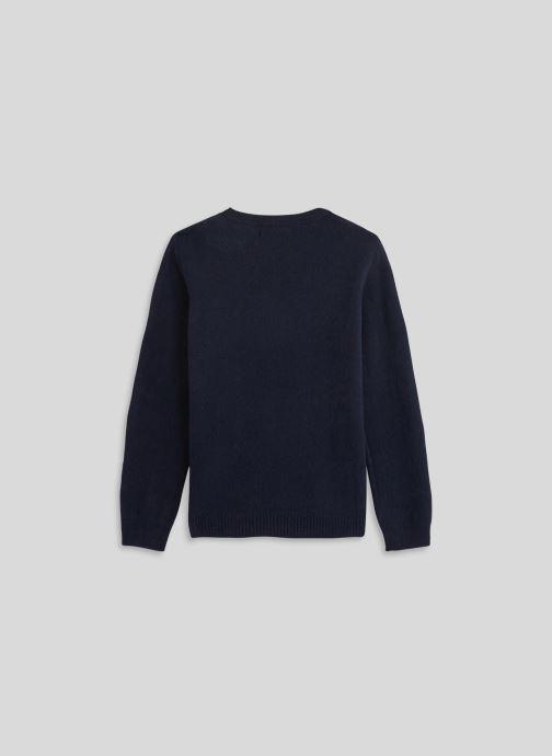 Kleding Monoprix Kids Pull en laine Blauw model