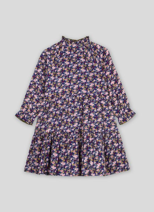 Robe en coton imprimée